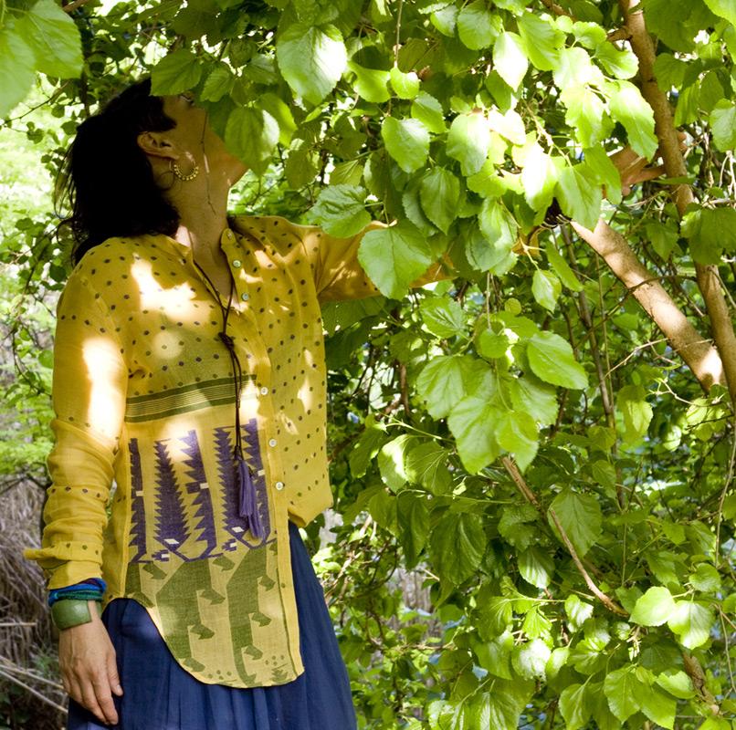 Abiti stampa Block Print Raw Mango Fashion