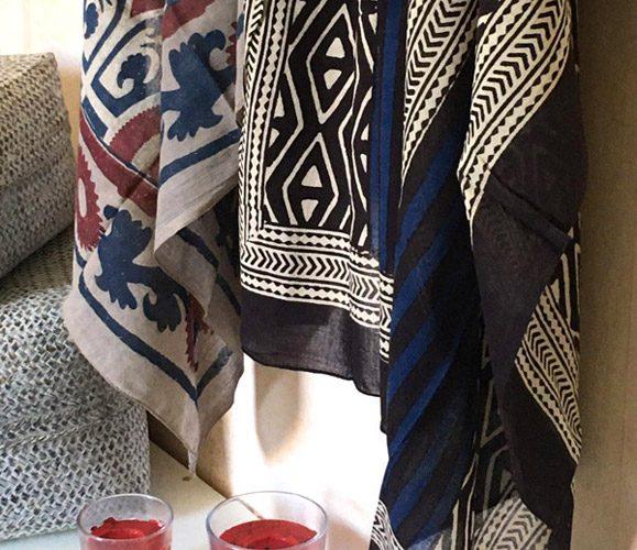 Raw Mango Fashion Il gusto italiano unito ai tessuti d'oriente.